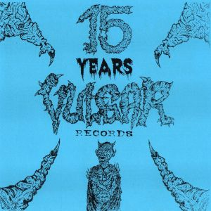 06. VARIOUS ARTISTS - ''15 years ...'' 7'' EP