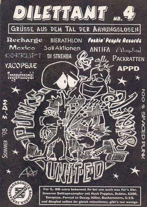 24. YACØPSÆ - ''Interview im DILETTANT-Fanzine # 4'' 1998