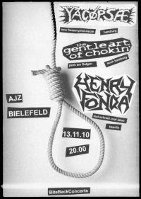 266. YACØPSÆ - ''Live @ AJZ, Bielefeld, Germany, 13.11.2010'' Version 01