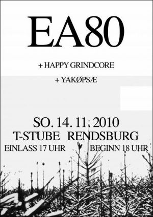 267. YACØPSÆ - ''Live @ T-Stube, Rendsburg, Germany, 14.11.2010''