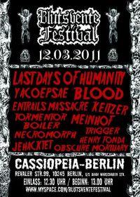 272. YACØPSÆ - ''Live @ Cassiopaia, Berlin, Germany, 12.03.2011''