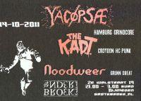 277. YACØPSÆ - ''Live @ Ønderbroek, Nijmegen, Holland, 14.10.2011''