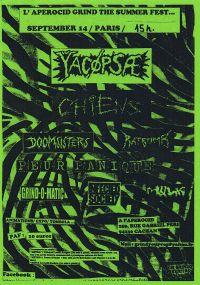 294. YACØPSÆ - ''Live @ Aperocid, Paris, France, 14.09.2013'' Version 03