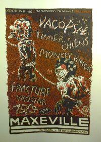 295. YACØPSÆ - ''Live @ Caveu du Grand Sauvoy Maxevile, Nancy, France, 15.09.2013'' Version 04