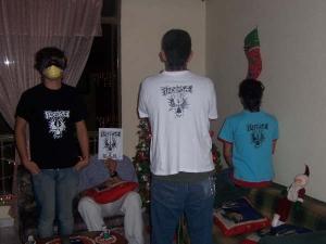 Fans aus Kolumbien 02