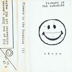 VARIOUS ARTISTS - ''Flowers in the sunshine # 3'' TAPE (HP-Version)