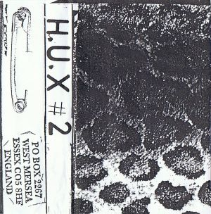VARIOUS ARTISTS - ''H.U.X. # 2'' TAPE (HP-Version)