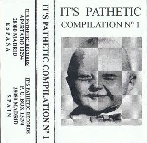 VARIOUS ARTISTS - ''It's pathetic ...'' TAPE (HP-Version)