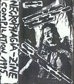 VARIOUS ARTISTS - ''Necrophagia-Fanzine # 2'' TAPE (HP-Version)