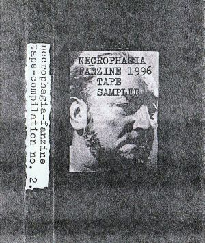 VARIOUS ARTISTS - ''Necrophagia-Fanzine'' TAPE # 2 (HP-Version)