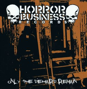 VARIOUS ARTISTS - ''Only the diehard remain'' CD (Braunes Cover)