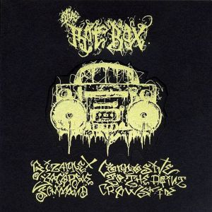 VARIOUS ARTISTS - ''The rot box'' 3 x 7'' EP-Box (Cover) 02
