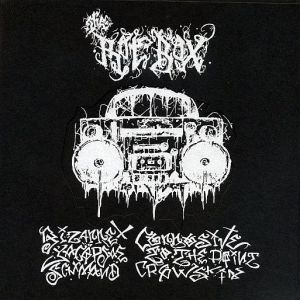 VARIOUS ARTISTS - ''The rot box'' 3 x 7'' EP-Box (Cover) 03