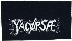 YACØPSÆ - ''Aufnäher''