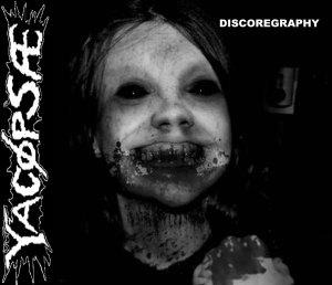 YACØPSÆ - ''Discoregraphy'' 2 x CD (Front)