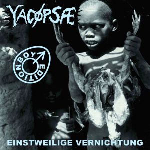 YACØPSÆ - ''Einstweilige Vernichtung (Re-press)'' 12'' LP (Boy-Edition)