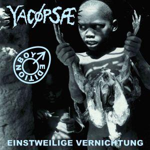 YACØPSÆ - ''Einstweilige Vernichtung (Re-press)'' 12'' LP (Boy-Edition)