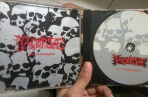 YACØPSÆ-Fan aus Indonesien präsentiert ''Fastcoregraphy'' CD