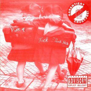 YACØPSÆ - ''Fuck Punk Rock ...'' 10'' LP (Front)
