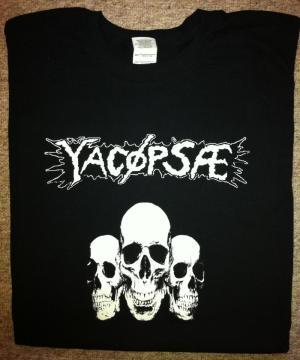YACØPSÆ - ''Homepage-Hintergrund''-Shirt