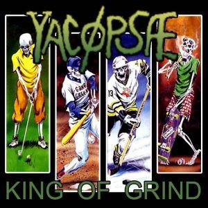 YACØPSÆ + MASSGRAV - Split 5'' EP (Limitiertes Cover) 01