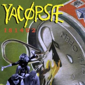 YACØPSÆ + MASSGRAV - Split 5'' EP (Limitiertes Cover) 02