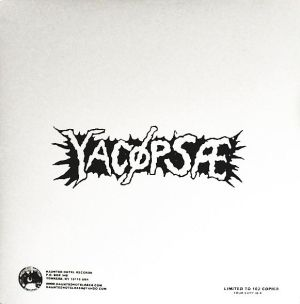 YACØPSÆ - ''Pop-Punk alienation'' 12'' LP
