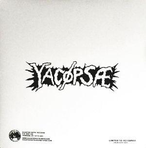 YACØPSÆ - ''Pop-Punk alienation'' 12'' LP