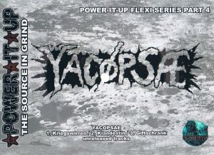 YACØPSÆ - ''Power-It-Up Flexi Series Part 4'' (Front)