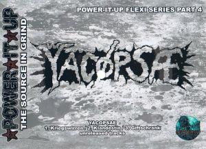 YACØPSÆ - ''Power-It-Up Flexi Series Part 4'' (Front)