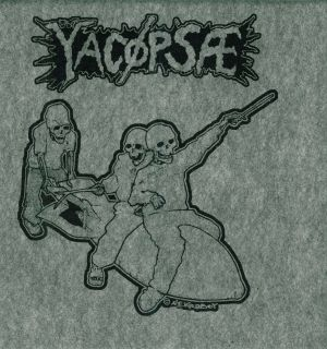 YACØPSÆ - ''Tanz, Grosny, tanz ...'' 12'' LP (Special edit., Vorne)
