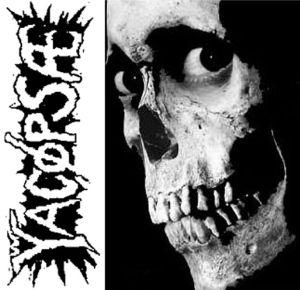 YACØPSÆ - ''Evil dead''-Aufkleber