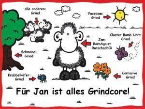 YACØPSÆ - ''Für Jan ist alles Grindcore''