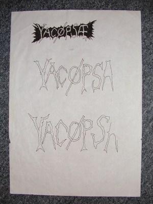 YACØPSÆ - ''Geburt des Logos''