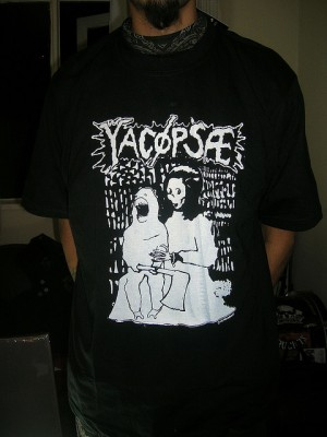 YACØPSÆ - ''Mutter + Kind''-Shirt
