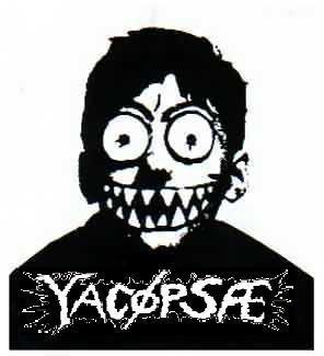 YACØPSÆ - ''Psycho''-Logo
